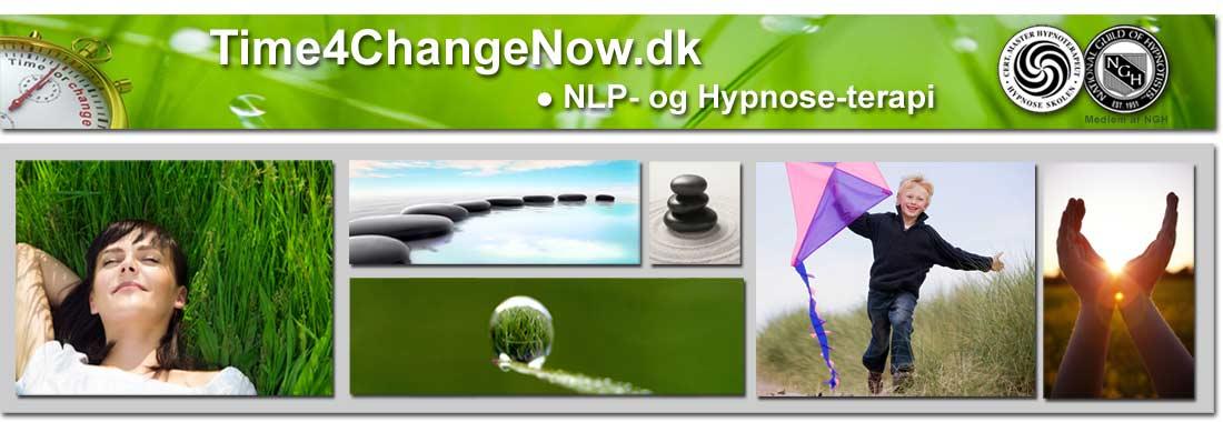 Hypnose og NLP-Terapi, Århus - Læs mere ... - Time4ChangeNow.dk, v./ Certificeret Master Hypnoterapeut, Runa Mattesen